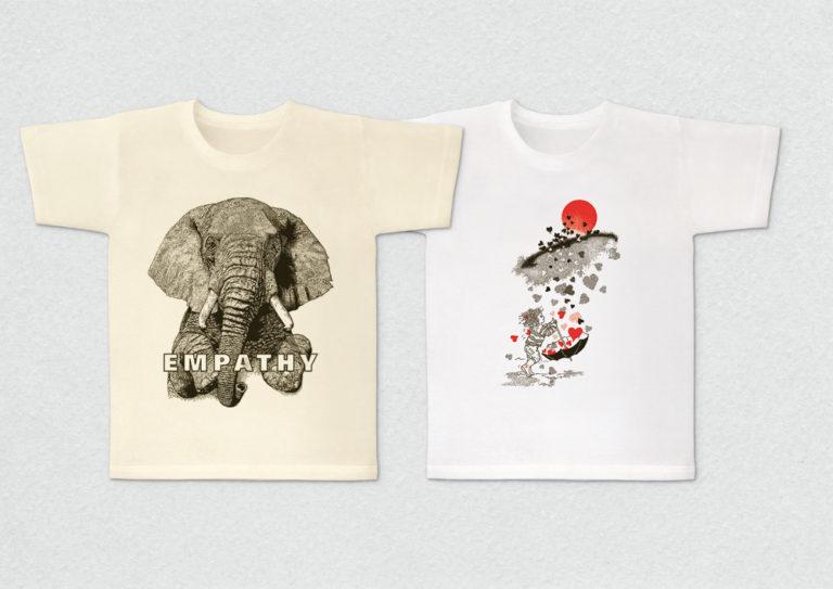 Shirtdesign, Vektor-Illustration