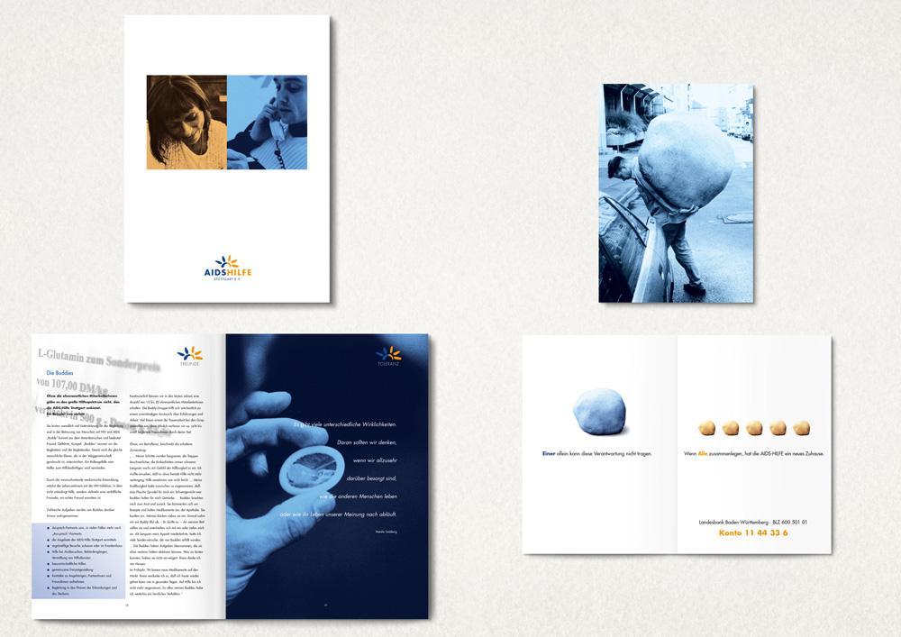 AHS Broschüre, Foto, Gestaltung, Abwicklung
