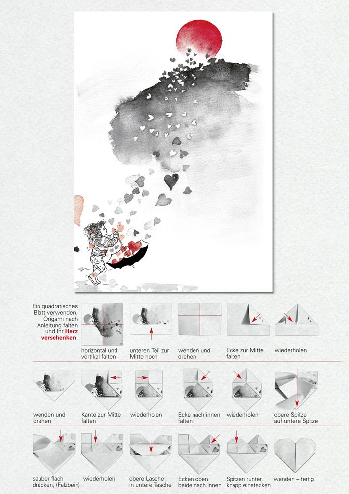 Kalendermotiv – Postkarte, Auftrag von Druckhaus Stil
