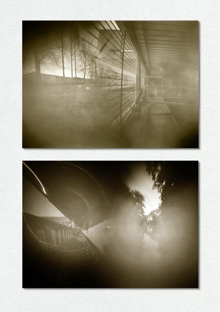 Camera Obscura Projekt von Przemek Zajfert & Burkhard Walther