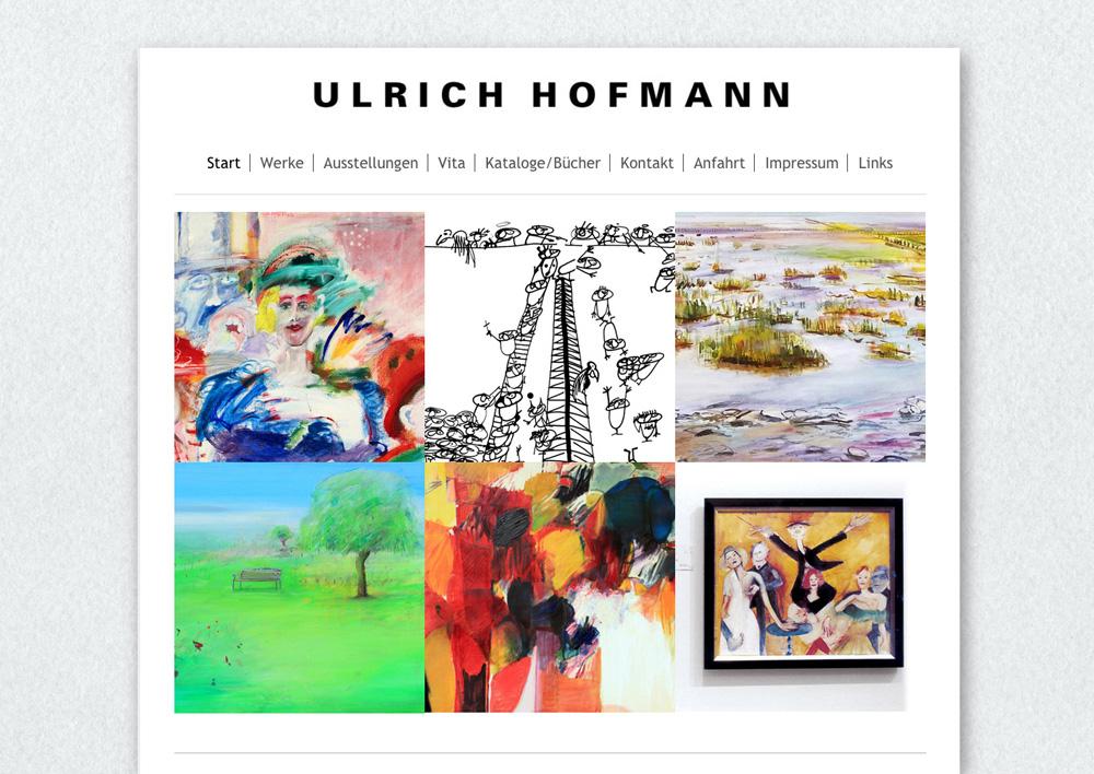 Ui Hof Webseite, (mittlerweile geändert)